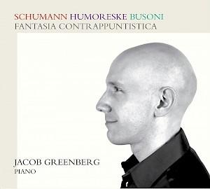 Schumann and Busoni cover art